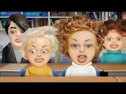 Les têtes à claques à l'école : la classe