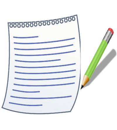 S'entraîner à l'écrit en français (dictée)